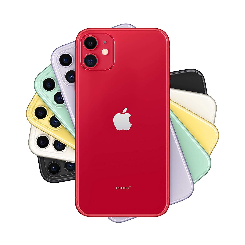 Apple-iPhone-11-64GB-Smartphone-ohne-Simlock-verschiedene-Farben-TOP-Zustand miniature 25
