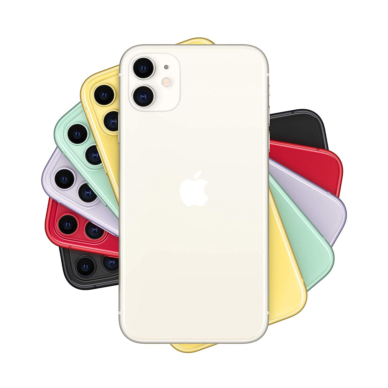 Apple-iPhone-11-64GB-Smartphone-ohne-Simlock-verschiedene-Farben-TOP-Zustand miniature 22