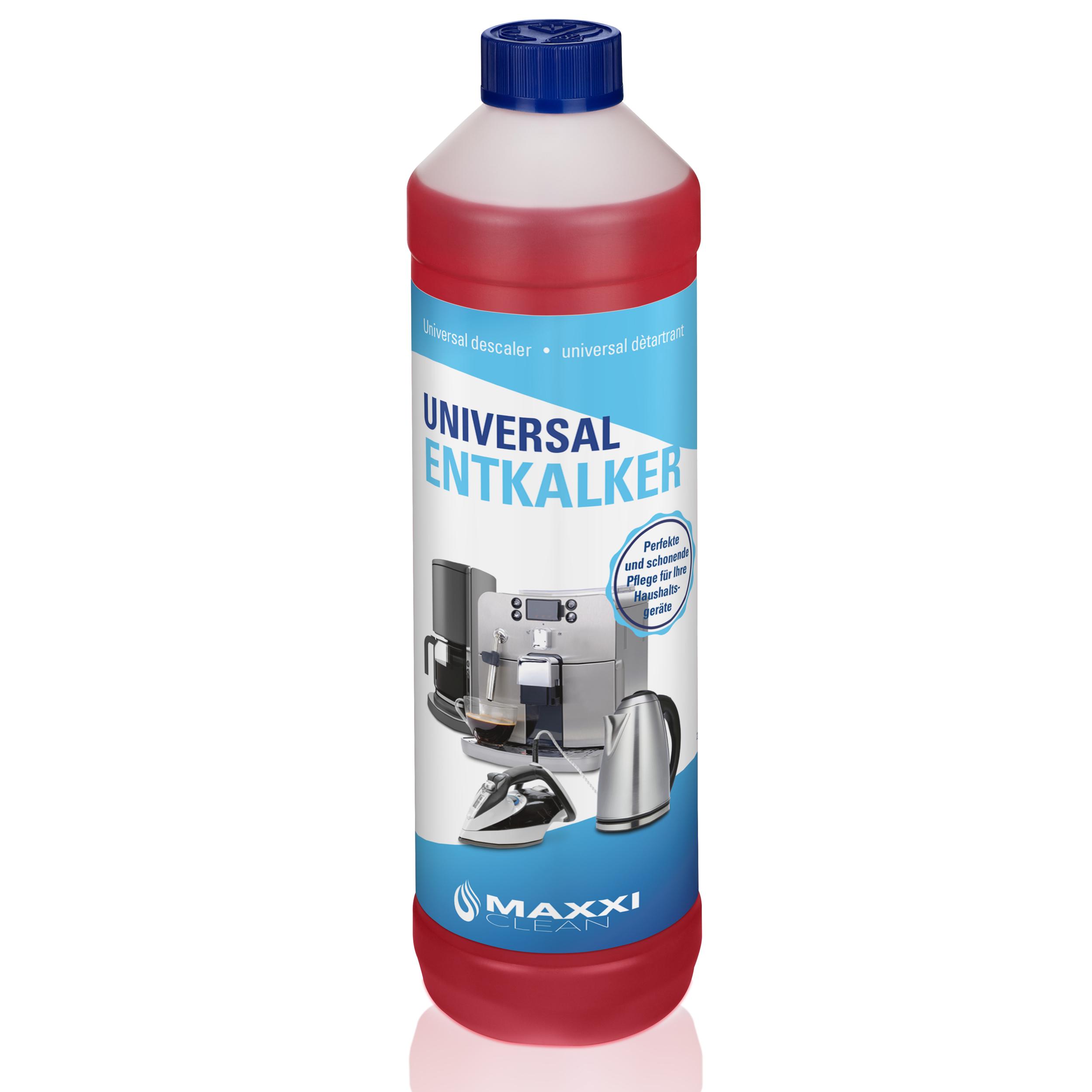 3x 750ml Flüssig Entkalker 18 Reinigungen für alle Marken geeignet Super einfach 2