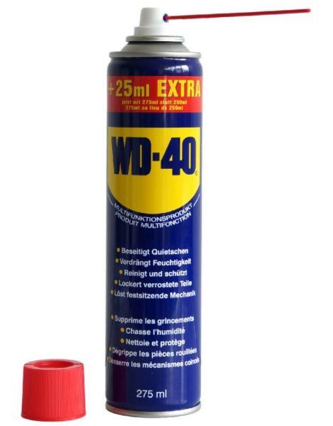 wd 40 universal spray 275ml wd40 rostl ser pflege spray. Black Bedroom Furniture Sets. Home Design Ideas