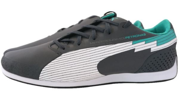 puma evo speed low mercedes amg petronas f1 sneaker men. Black Bedroom Furniture Sets. Home Design Ideas