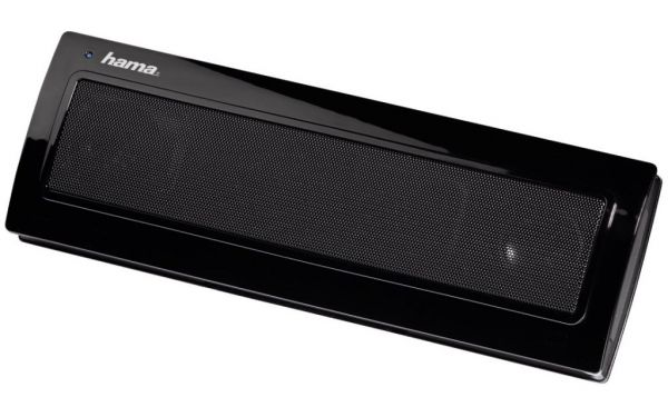 hama aktiv lautsprecher sonic boxen mobile soundbar sound system f r pc notebook 4007249528223. Black Bedroom Furniture Sets. Home Design Ideas