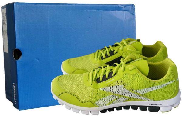 d96c6bd1142 Reebok Realflex Run 2.0 Men Lauf-Schuhe EUR 40-46 Herren Sneaker ...