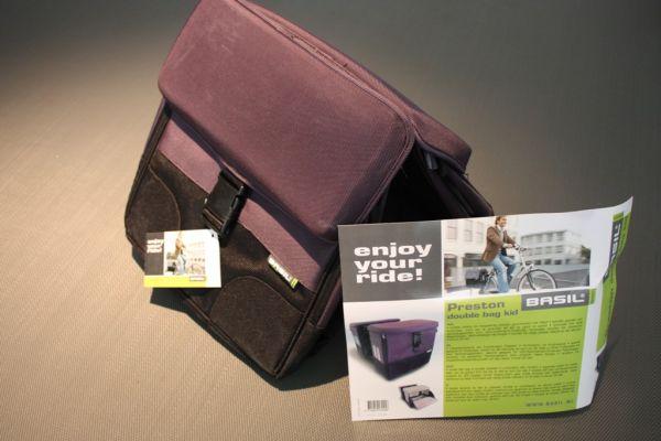 basil fahrradtasche gep cktr ger tasche doppeltasche. Black Bedroom Furniture Sets. Home Design Ideas