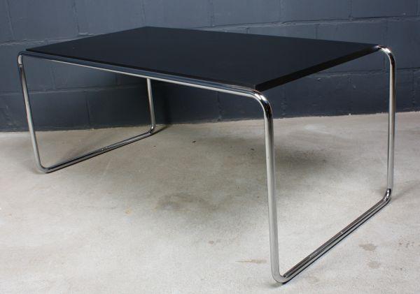 Möbel Bauhausstil designer beistelltisch stahlrohr möbel bauhausstil tisch sofa