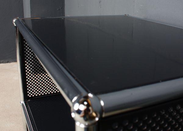 usm haller drucker tisch roll container 2fa 50cm breite. Black Bedroom Furniture Sets. Home Design Ideas