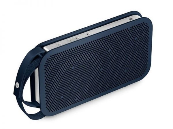 b o play by bang olufsen beoplay a2 ocean blue bluetooth. Black Bedroom Furniture Sets. Home Design Ideas