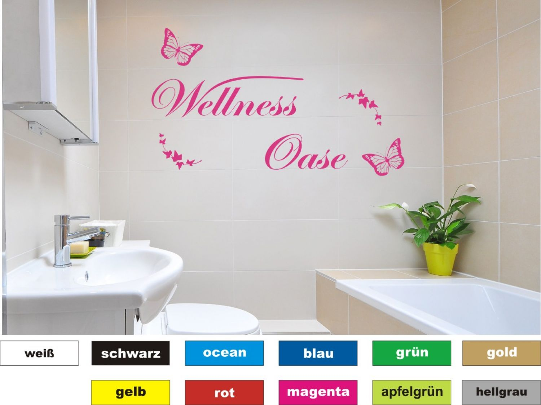 aufkleber badezimmer