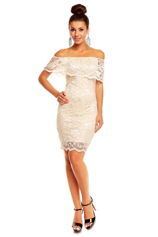 eaec4c7ebb03 Details zu Mayaadi Kleid Spitzenkleid Abendkleid Partykleid Festkleid  Cocktailkleid HS-348