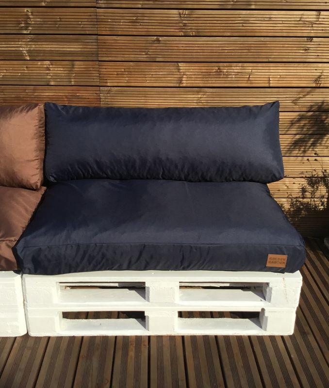 palettenkissen palettenauflage sitzkissen palettensofa euro polster mh gd02 ebay. Black Bedroom Furniture Sets. Home Design Ideas