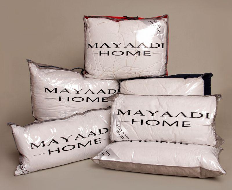 ma9 kopfkissen daunen 100 natur federn daunenkissen. Black Bedroom Furniture Sets. Home Design Ideas