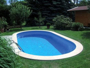 ovalpool set stahlwandpool oval pool stahlwandbecken ovalbecken schwimmbad ebay. Black Bedroom Furniture Sets. Home Design Ideas