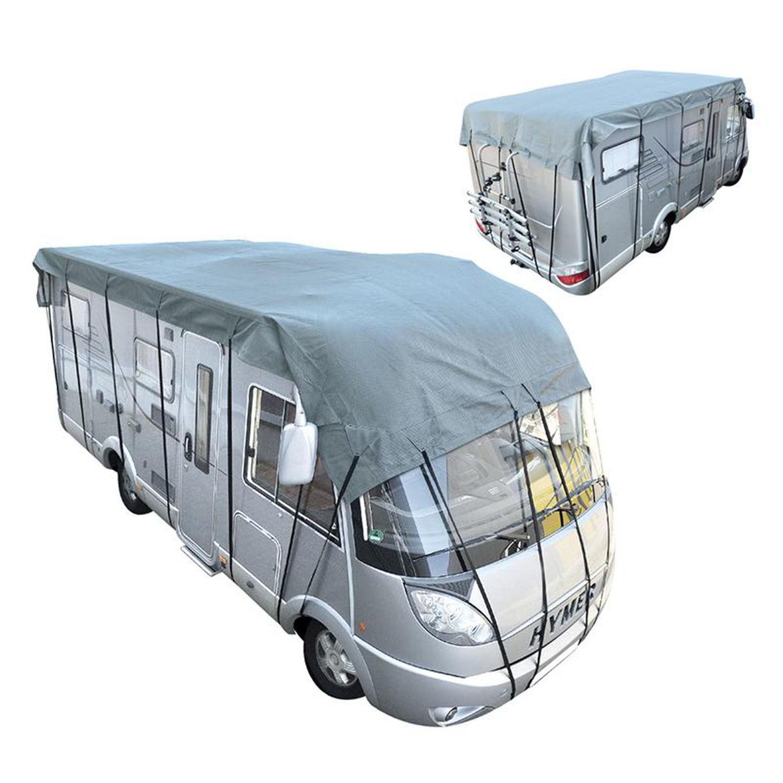 dachschutzplane plane wohnwagen schutzh lle wohnmobil 7 5x3m abdeckung garage ebay. Black Bedroom Furniture Sets. Home Design Ideas