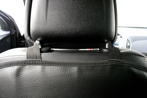 1x Rückenlehnenschutz Sitzschoner Rücksitzschoner Autositz Schutz Kindersitz