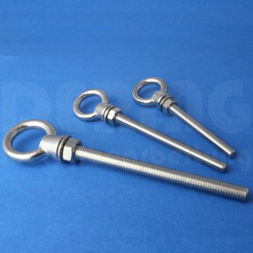 2 St/ück Edelstahl A4 V4A Ringschraube Eisenwaren2000 - /Ösenschrauben mit Holzgewinde 6 mm Holzschraube mit Ring rostfrei