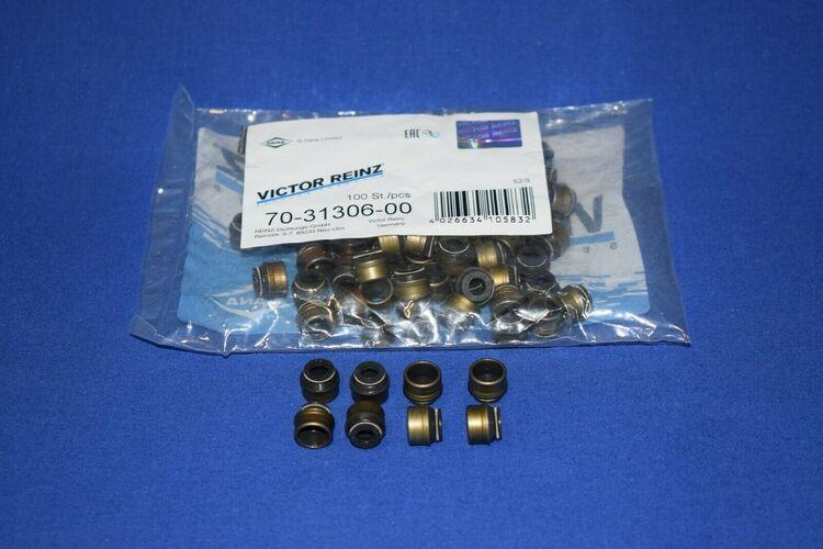 20 x Ventilschaftdichtung 6mm Ventile REINZ 70-31306-00 VSD  Audi Skoda VW BMW