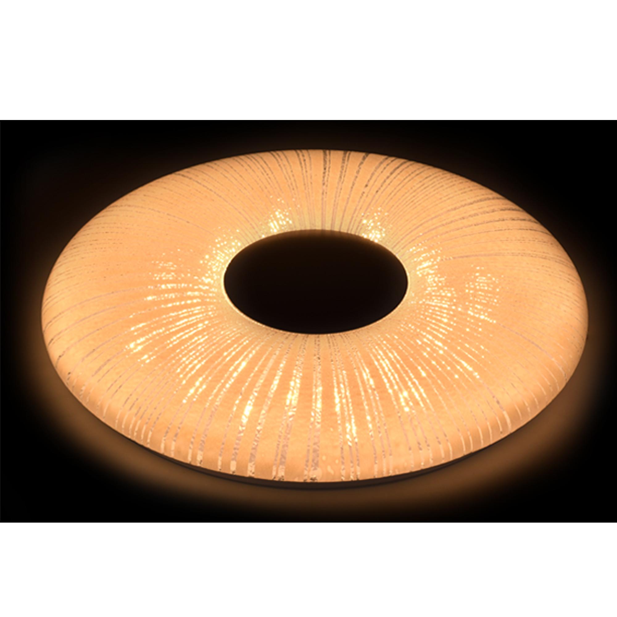 Indexbild 11 - Deckenlampe-Schlafzimmer-LED-mit-Fernbedienung-48W-Dimmbar-Deckenleuchte