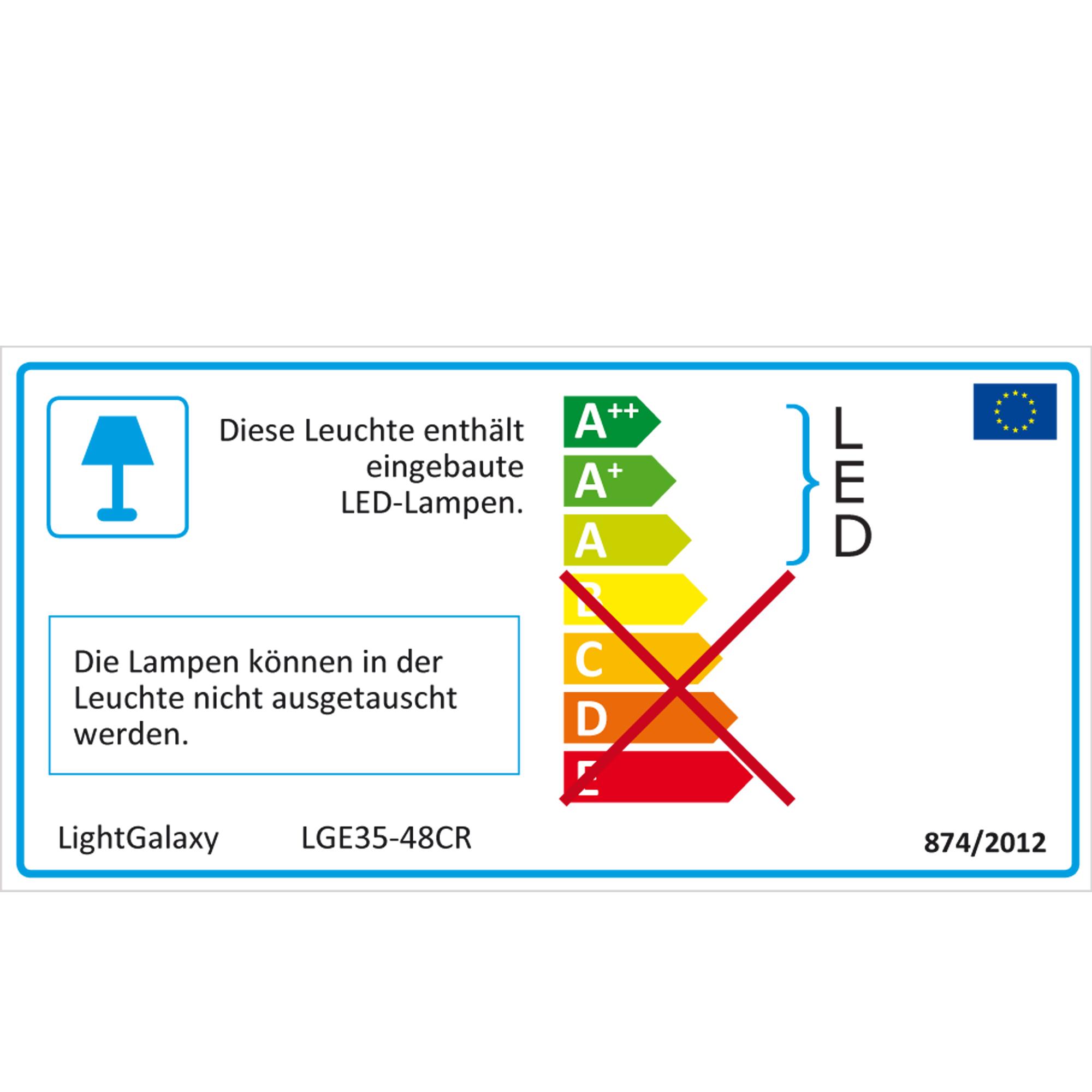 Indexbild 9 - Deckenlampe-Schlafzimmer-LED-mit-Fernbedienung-48W-Dimmbar-Deckenleuchte