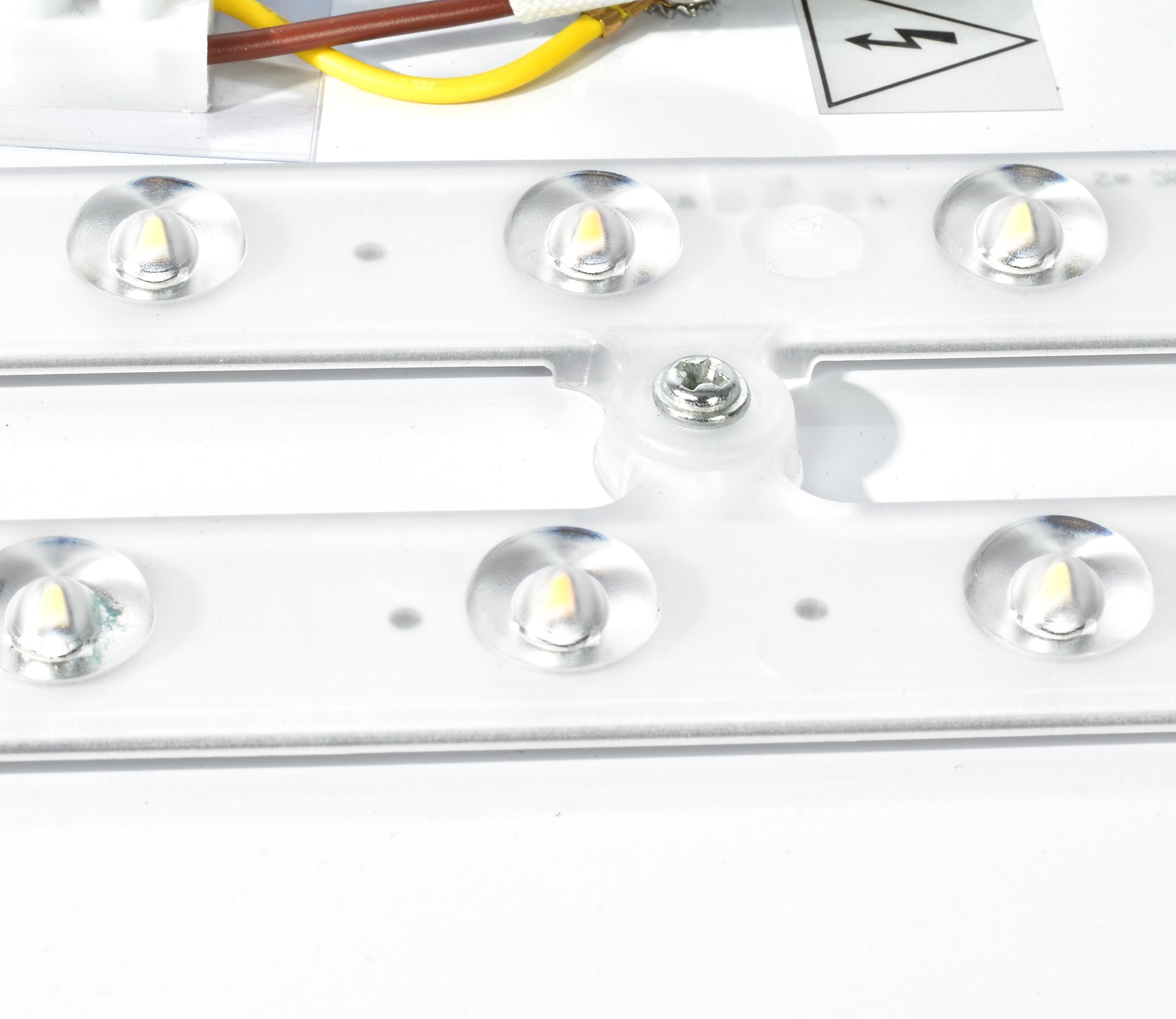 miniature 4 - Plafonnier LED Salon Chambre à Coucher Ciel Étoilé Télécommande 48W Dimmable