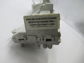 Controllo lavatrice Zanker PF 4227 Procond 451513043 Elektrolux 132120204