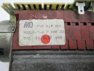 Controllo Interruttore waschmaschien Miele Special electronic W 701 AKO tipo 514 020