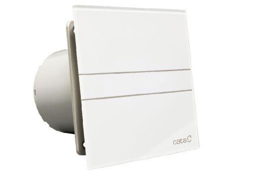 leise badl fter ventilator cata e 120 gt 120 mm glasfront nachlauf kugellager ebay. Black Bedroom Furniture Sets. Home Design Ideas