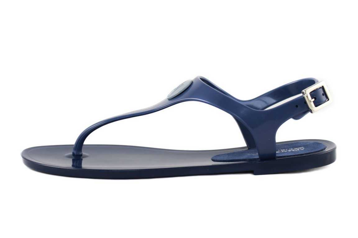 Armani Jeans Schuhe Sandalen Dianette Zehensandalen schuhe Gr.37-41 Gr.37-41 Gr.37-41 C55G6 blau c056dc
