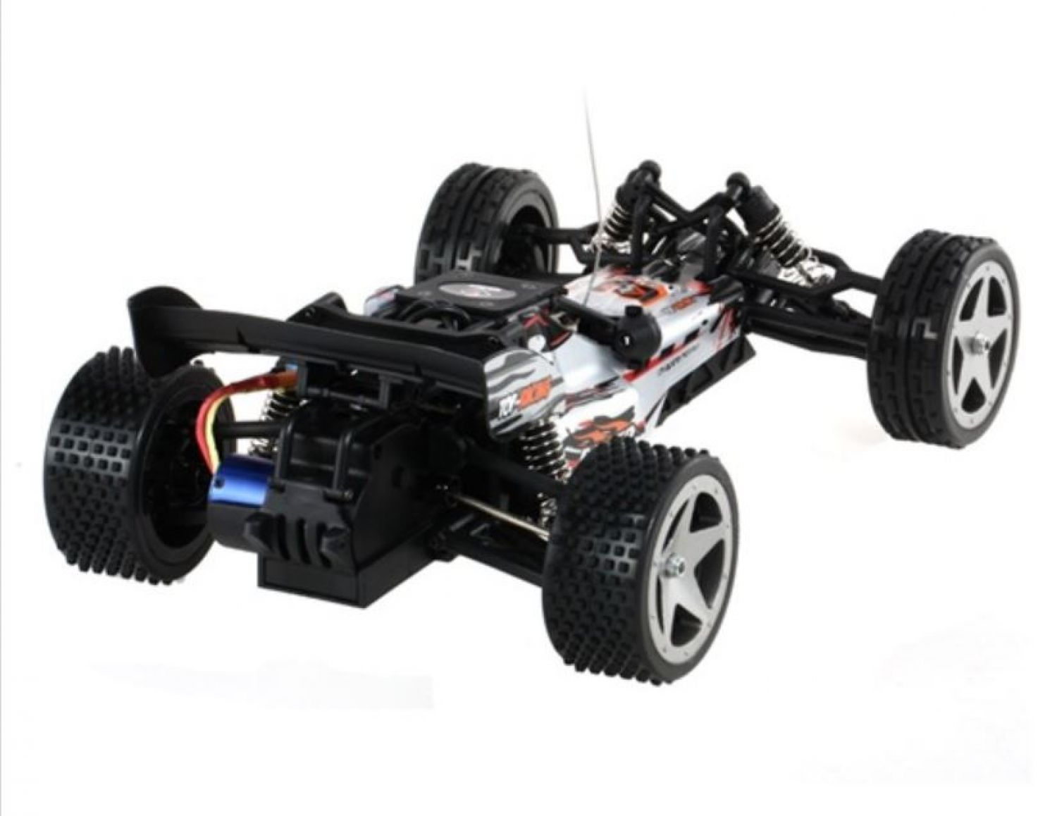 rc auto elektro ferngesteuertes rc car high speed buggy wltoys l959 2 4g 1 12 ebay. Black Bedroom Furniture Sets. Home Design Ideas