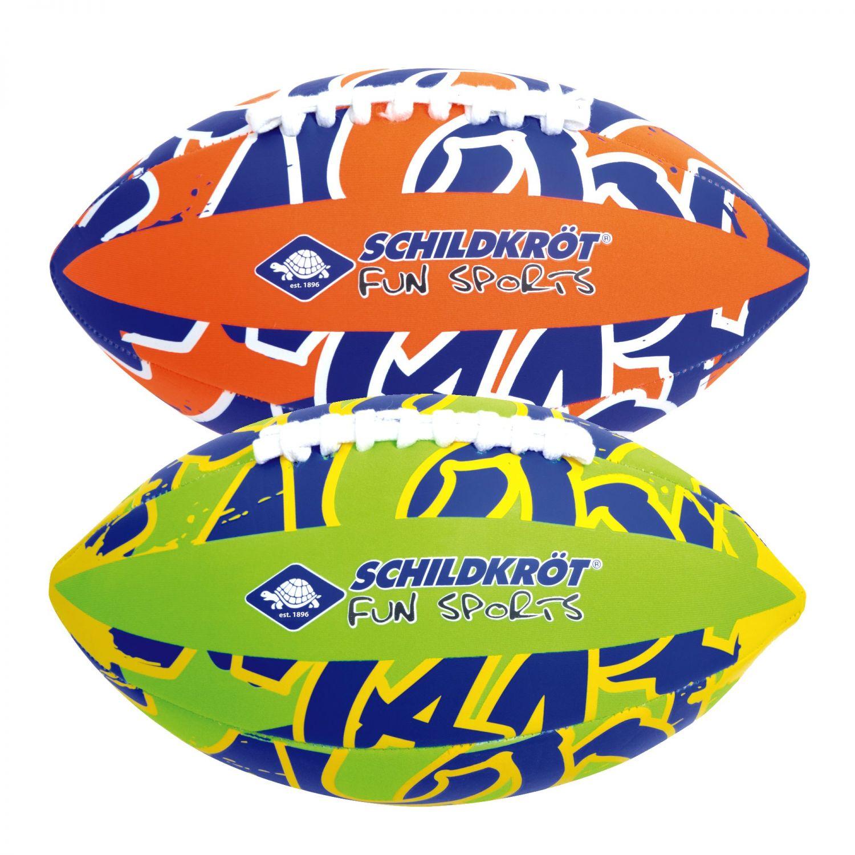 OVP Schildkröt Funsports Neopren American Football NEU Beachball Wasserball