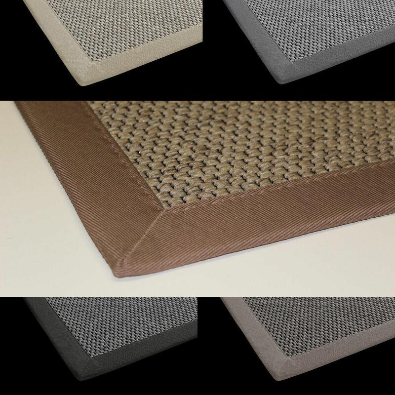 Details zu Indoor Teppich Küchen Teppich Esszimmer Naturana Panama von  DEKOWE WOW
