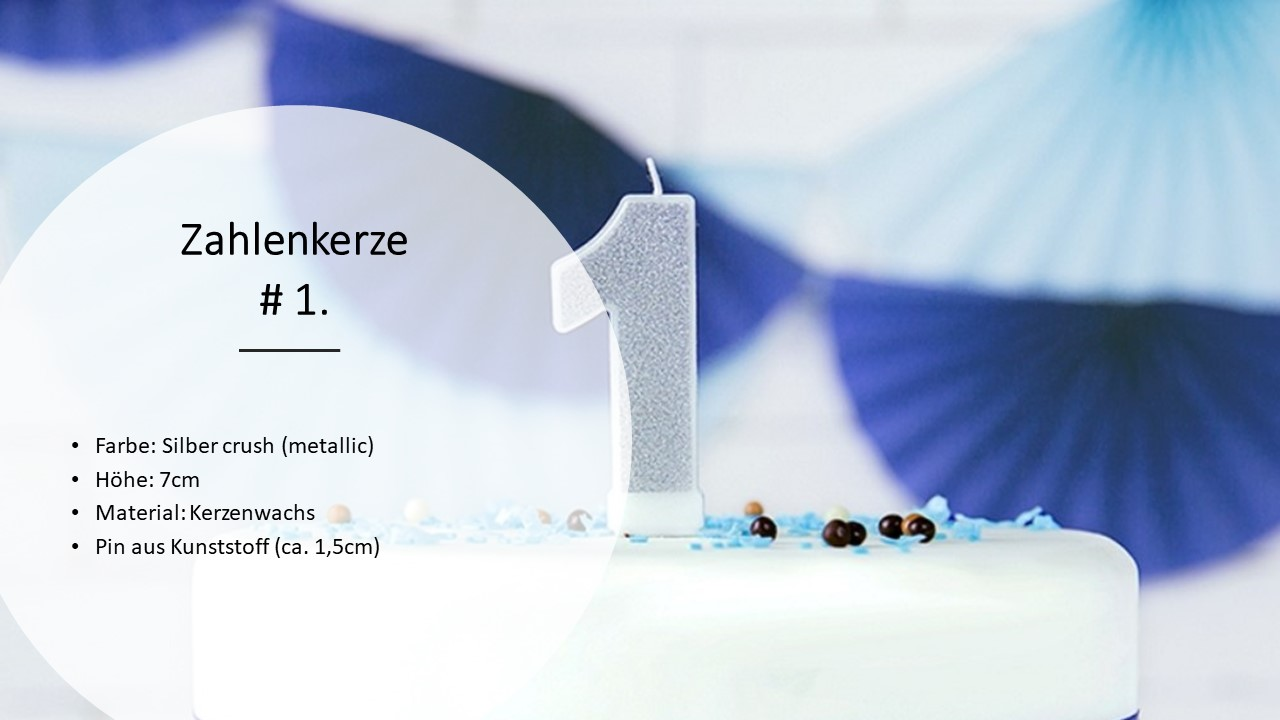 Number-Candles-Birthday-Candles-0-9-Candles-Birthday-Deco-kuchenkeren-Cake thumbnail 9
