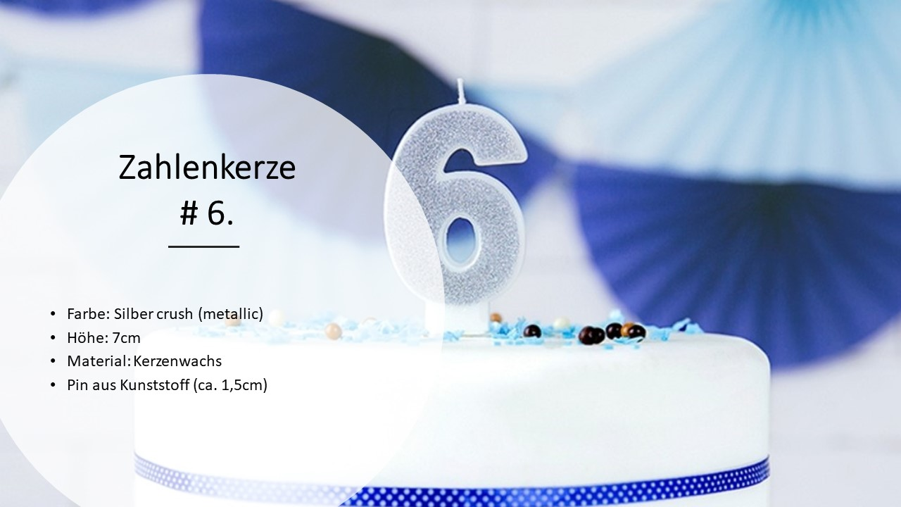 Number-Candles-Birthday-Candles-0-9-Candles-Birthday-Deco-kuchenkeren-Cake thumbnail 19