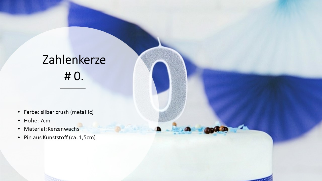 Number-Candles-Birthday-Candles-0-9-Candles-Birthday-Deco-kuchenkeren-Cake thumbnail 7