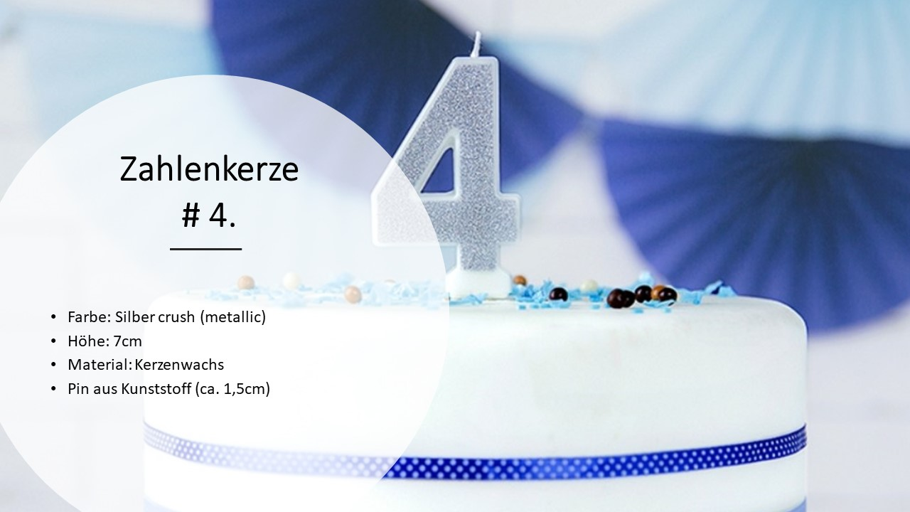 Number-Candles-Birthday-Candles-0-9-Candles-Birthday-Deco-kuchenkeren-Cake thumbnail 15