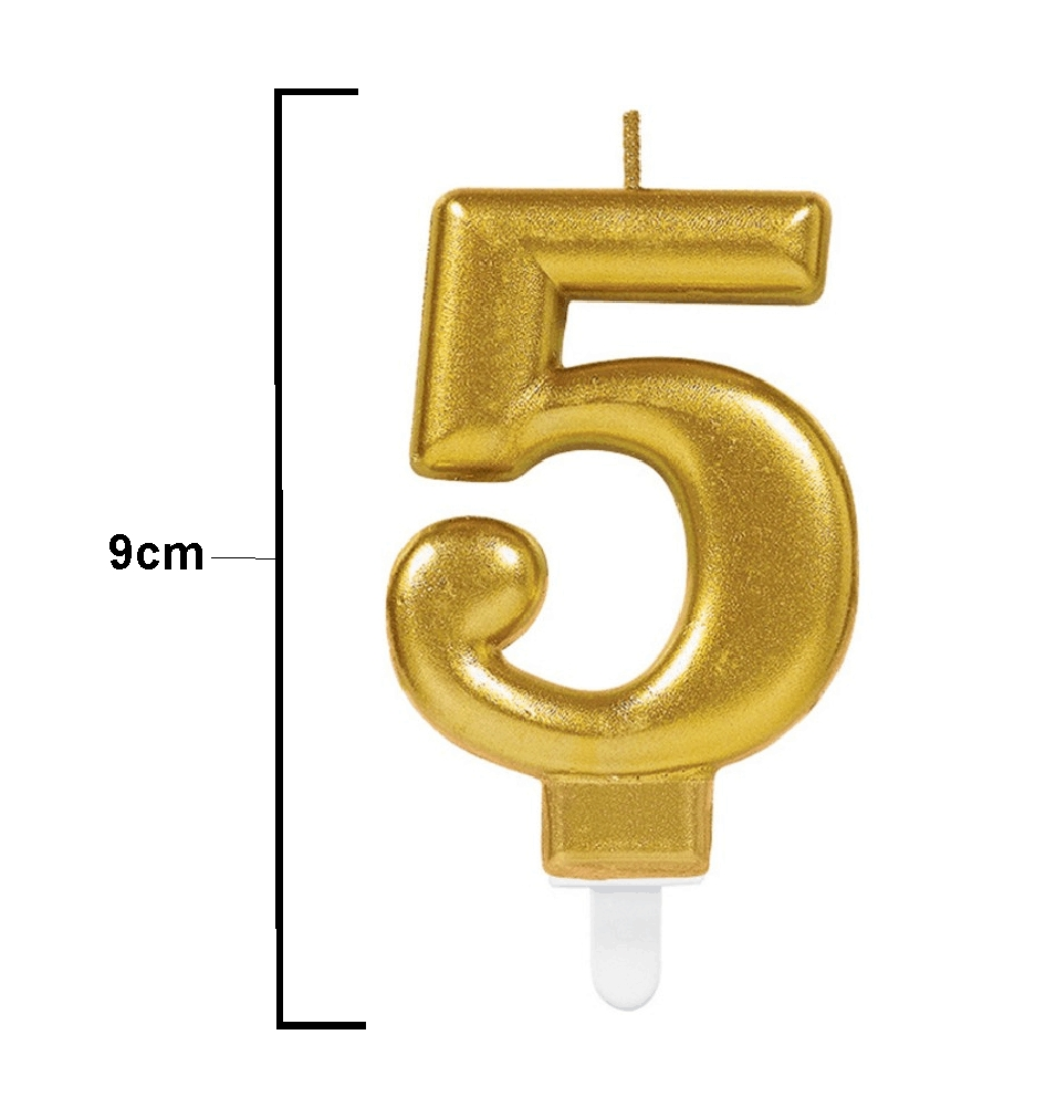 Number-Candles-Birthday-Candles-0-9-Candles-Birthday-Deco-kuchenkeren-Cake thumbnail 77