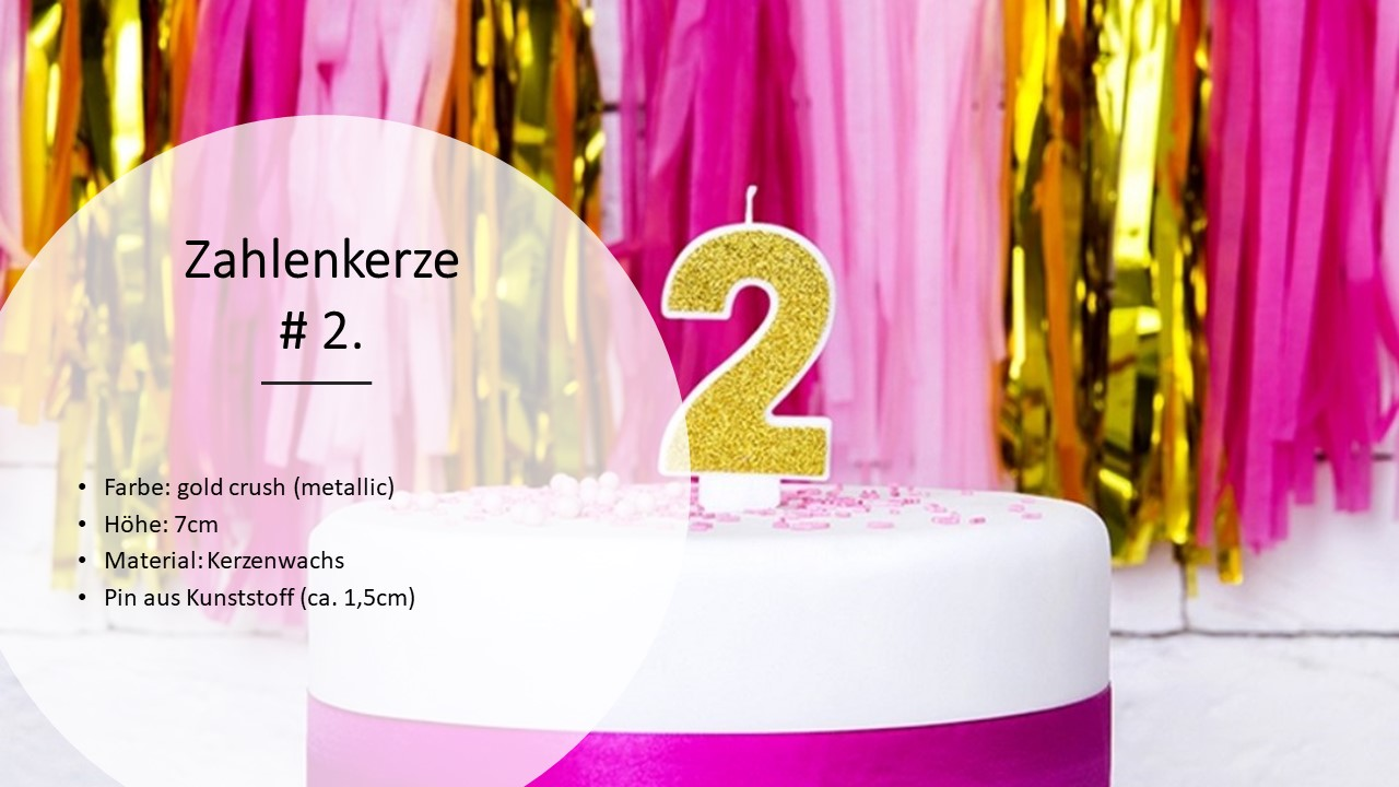 Number-Candles-Birthday-Candles-0-9-Candles-Birthday-Deco-kuchenkeren-Cake thumbnail 31