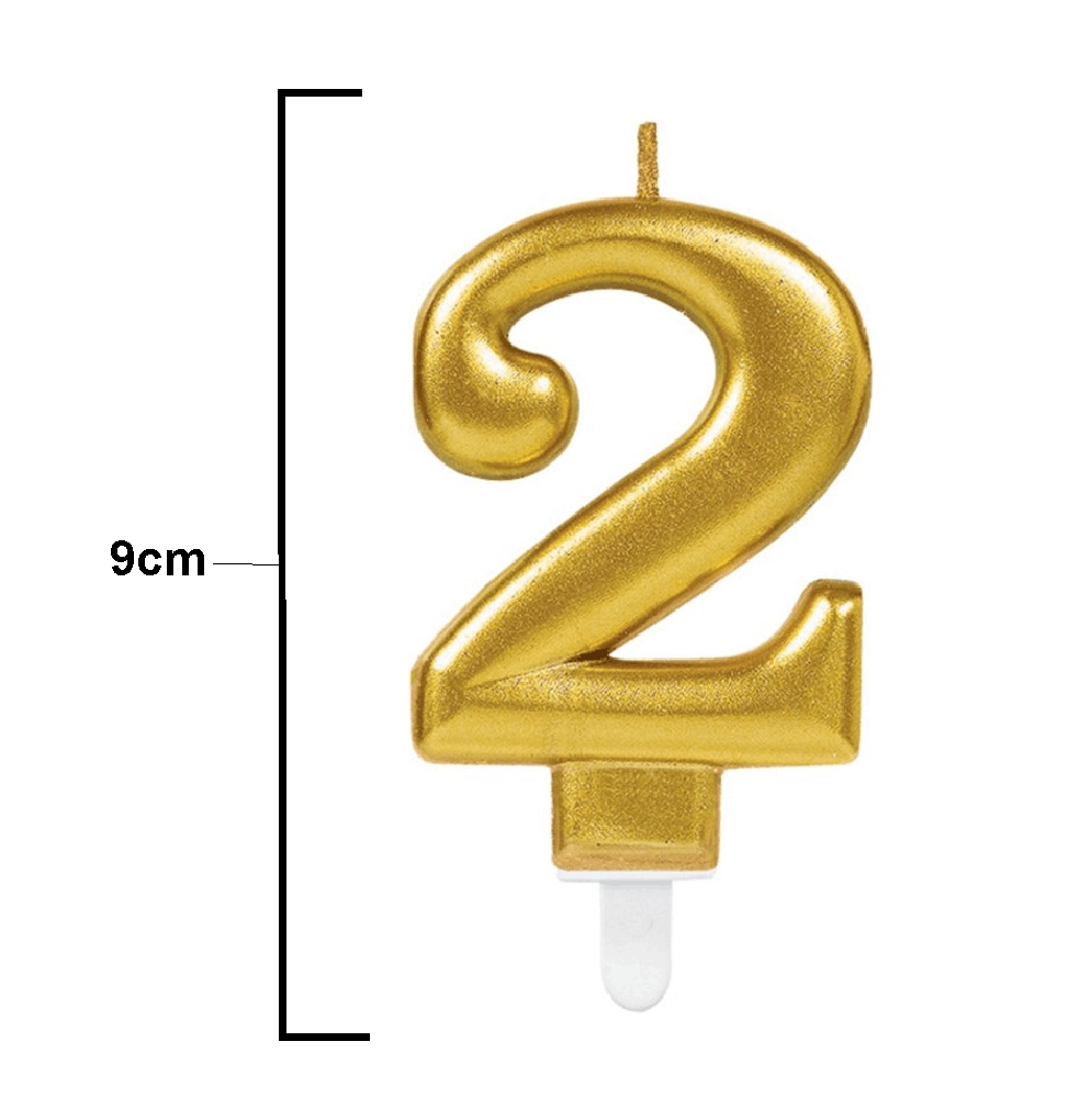 Number-Candles-Birthday-Candles-0-9-Candles-Birthday-Deco-kuchenkeren-Cake thumbnail 71