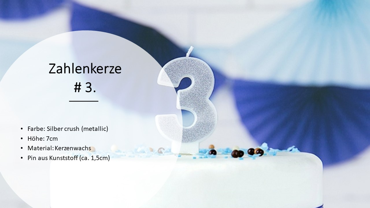 Number-Candles-Birthday-Candles-0-9-Candles-Birthday-Deco-kuchenkeren-Cake thumbnail 13