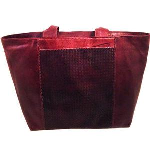Jeness /& Jandura Ledertasche Messengertasche Vintage Dunkelbraun Braun Tasche