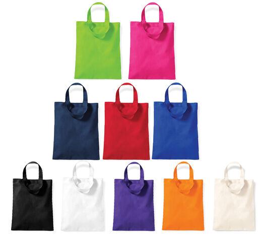 Kleine Einkaufstasche Tragetasche Shopper Shopping Bag