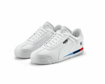 Details about Original BMW Motorsport Trainers Puma Roma Trainers  Collection 2019