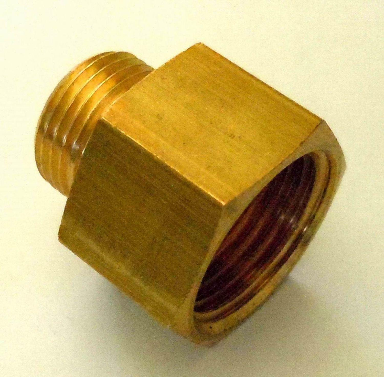 5 Stück Dichtring aus Kupfer G3//4 Zoll DIN 7603A 26,3x31,9x1,5mm Kupferring