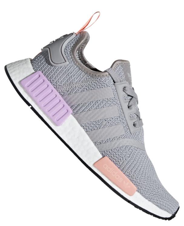 Adidas Schuhe NMD R1 Damen Sneaker lgrani grau | eBay