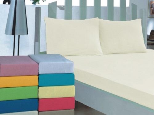 bettlaken 100 baumwolle 150x240cm 26 farben betttuch. Black Bedroom Furniture Sets. Home Design Ideas