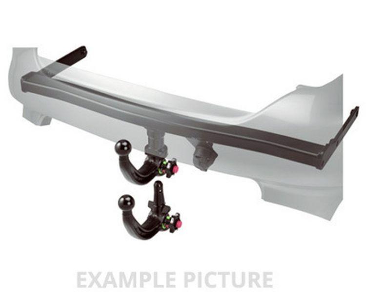 westfalia anh ngerkupplung a40v abnehmbar vw golf 7. Black Bedroom Furniture Sets. Home Design Ideas
