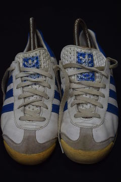 ADIDAS ROM SNEAKER Trainers Schuhe Sport West Germany VTG