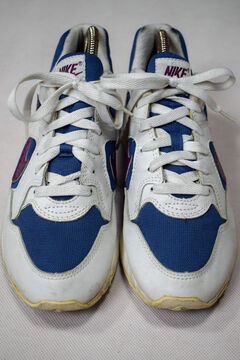 Trainers Details Nike 8 original US Sneaker 90er Vintage Womens show 5 Shoes EU 40 title Shoes about Woman Air 90s PwOk0n