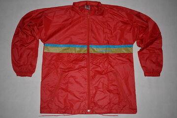 Jacket Vintage Jacket Coat Rain Windbreaker S M Nylon NEU