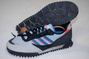 Details about Adidas Marathon High Sneaker Trainers Shoes Runners Vintage 90s 1992 46 US 11.5 show original title