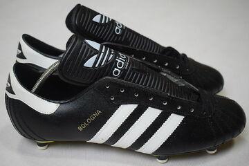 Leder Fussball Shoes Schuhe Adidas Bologna Soccer Football Cleats OPk8n0wX